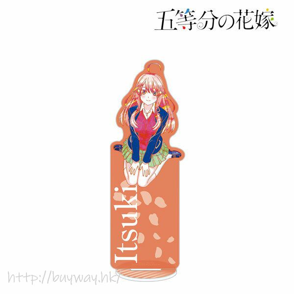 五等分的新娘 「中野五月」Ani-Art 亞克力企牌 Itsuki Ani-Art Acrylic Stand【The Quintessential Quintuplets】