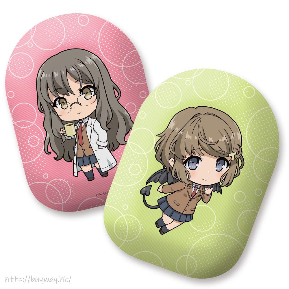 青春豬頭少年系列 「古賀朋繪 + 雙葉理央」Cushion Tomoe & Futaba Two Sides Cushion【Seishun Buta Yaro】