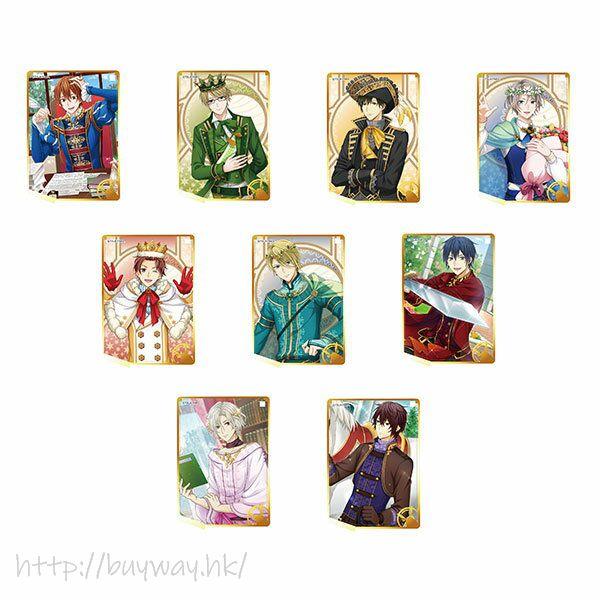 ALIVE Tsukipara. 亞克力企牌 / 匙扣 (9 個入) Tsukipara. Acrylic Stand Keychain (9 Pieces)【ALIVE】