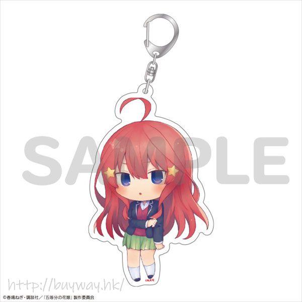 五等分的新娘 「中野五月」10cm 亞克力匙扣 Acrylic Keychain Itsuki Nakano【The Quintessential Quintuplets】
