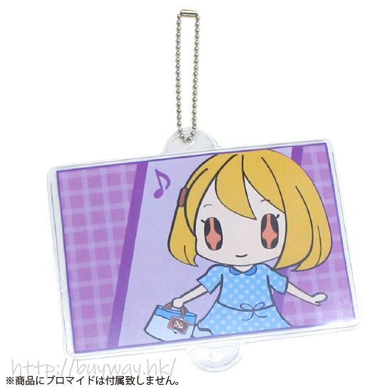周邊配件 橫形相片保護套掛飾 (2 枚入) Bromide Cover Horizontal Type【Boutique Accessories】
