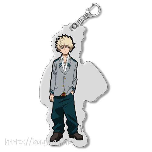 我的英雄學院 「爆豪勝己」雙柄 亞克力匙扣 Changing Acrylic Keychain Katsuki Bakugo【My Hero Academia】