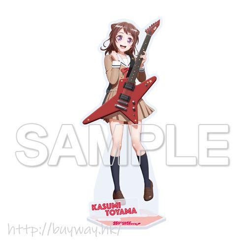BanG Dream! 「戶山香澄」Poppin'Party 亞克力企牌 Poppin'Party Acrylic Stand 3 Toyama Kasumi【BanG Dream!】