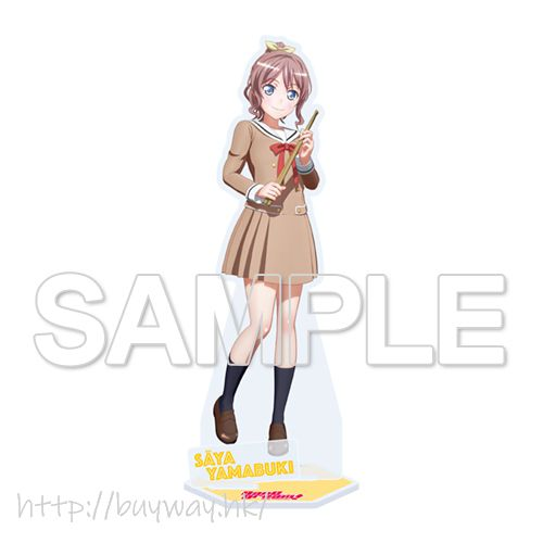 BanG Dream! 「山吹沙綾」Poppin'Party 亞克力企牌 Poppin'Party Acrylic Stand 4 Yamabuki Saya【BanG Dream!】