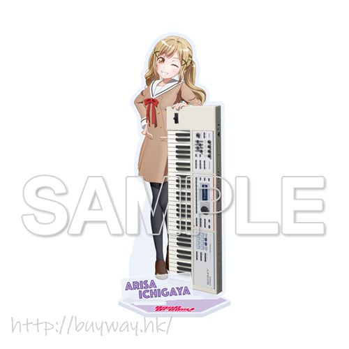 BanG Dream! 「市谷有咲」Poppin'Party 亞克力企牌 Poppin'Party Acrylic Stand 5 Ichigaya Arisa【BanG Dream!】