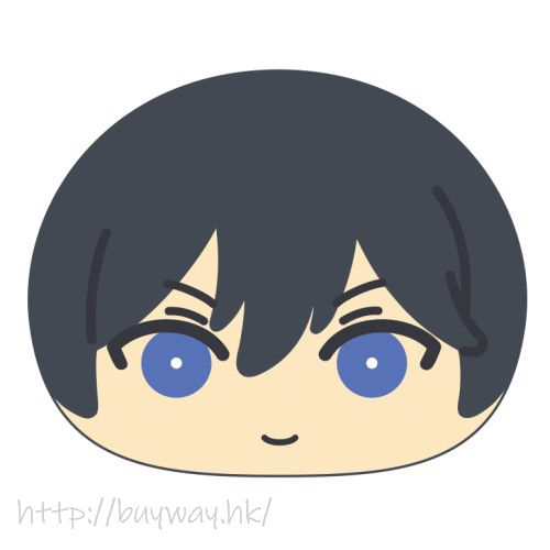 合奏明星 「冰鷹北斗」65cm 大豆袋 Super Big Omanju Cushion Vol. 1 Hidaka Hokuto【Ensemble Stars!】
