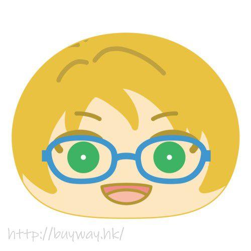 合奏明星 「遊木真」65cm 大豆袋 Super Big Omanju Cushion Vol. 1 Yuuki Makoto【Ensemble Stars!】