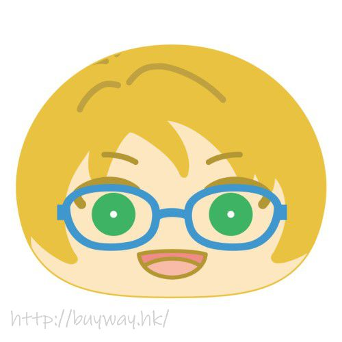 合奏明星 「遊木真」65cm 大豆袋饅頭 Super Big Omanju Cushion Vol. 1 Yuuki Makoto【Ensemble Stars!】