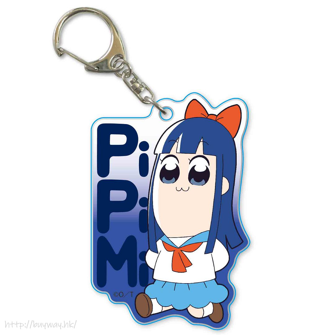 Pop Team Epic 「PIPI美」亞克力匙扣 TEKUTOKO Acrylic Key Chain Pipimi【Pop Team Epic】