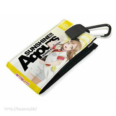 LoveLive! Sunshine!! 「國木田花丸」140 全彩手機袋 Full Color Mobile Pouch 140: Hanamaru Kunikida【Love Live! Sunshine!!】