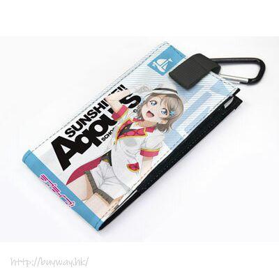 LoveLive! Sunshine!! 「渡邊曜」160cm 全彩手機袋 Full Color Mobile Pouch 160: You Watanabe【Love Live! Sunshine!!】