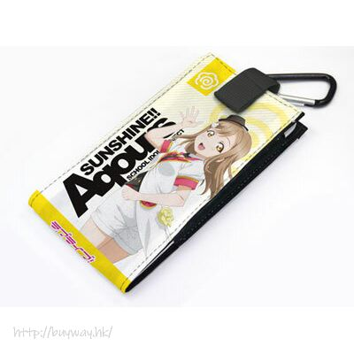 LoveLive! Sunshine!! 「國木田花丸」160cm 全彩手機袋 Full Color Mobile Pouch 160: Hanamaru Kunikida【Love Live! Sunshine!!】
