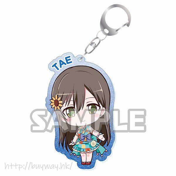 BanG Dream! 「花園多惠」Event Ver. 亞克力匙扣 Kiratto Acrylic Keychain Event ver. Tae Hanazono【BanG Dream!】