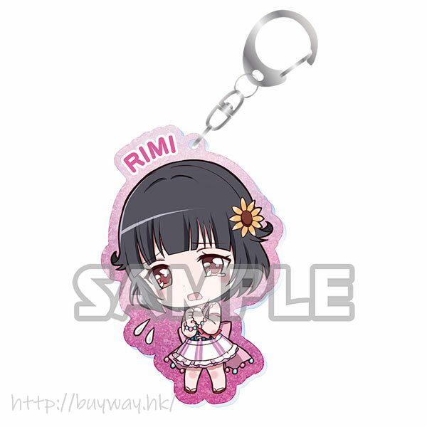 BanG Dream! 「牛込梨美」Event Ver. 亞克力匙扣 Kiratto Acrylic Keychain Event ver. Rimi Ushigome【BanG Dream!】