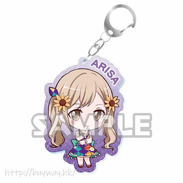 BanG Dream! 「市谷有咲」Event Ver. 亞克力匙扣 Kiratto Acrylic Keychain Event ver. Arisa Ichigaya【BanG Dream!】