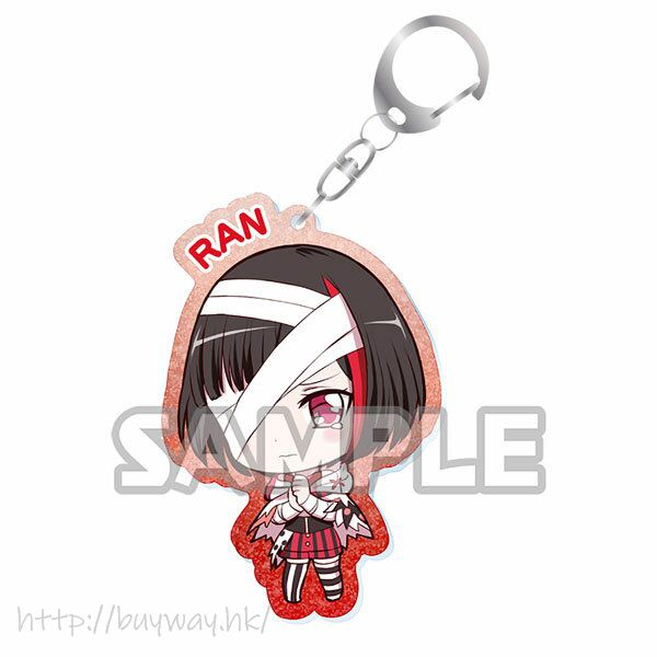 BanG Dream! 「美竹蘭」Event Ver. 亞克力匙扣 Kiratto Acrylic Keychain Event ver. Ran Mitake【BanG Dream!】