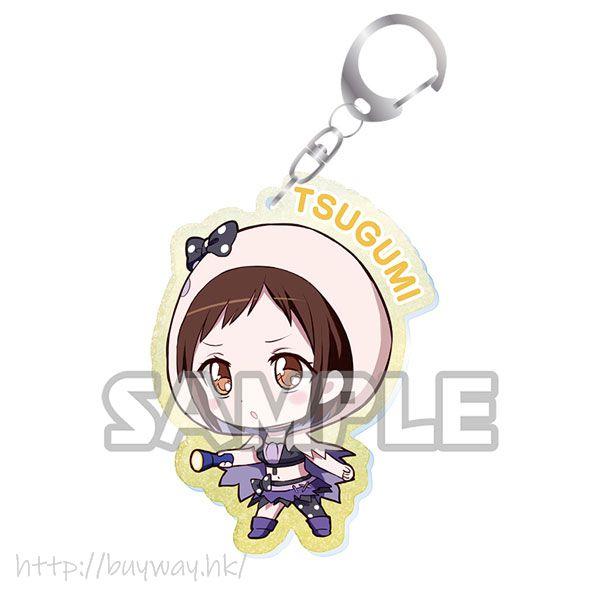 BanG Dream! 「羽澤鶇」Event Ver. 亞克力匙扣 Kiratto Acrylic Keychain Event ver. Tsugumi Hazawa【BanG Dream!】