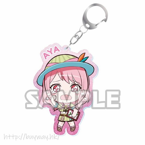 BanG Dream! 「丸山彩」Event Ver. 亞克力匙扣 Kiratto Acrylic Keychain Event ver. Aya Maruyama【BanG Dream!】