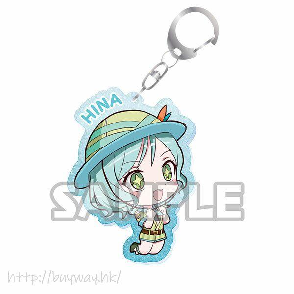 BanG Dream! 「冰川日菜」Event Ver. 亞克力匙扣 Kiratto Acrylic Keychain Event ver. Hina Hikawa【BanG Dream!】