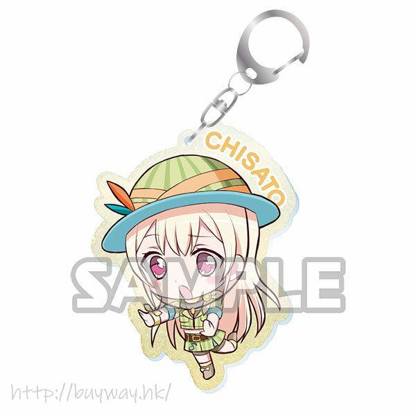 BanG Dream! 「白鷺千聖」Event Ver. 亞克力匙扣 Kiratto Acrylic Keychain Event ver. Chisato Shirasagi【BanG Dream!】