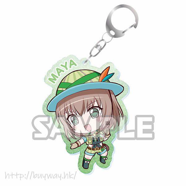 BanG Dream! 「大和麻彌」Event Ver. 亞克力匙扣 Kiratto Acrylic Keychain Event ver. Maya Yamato【BanG Dream!】