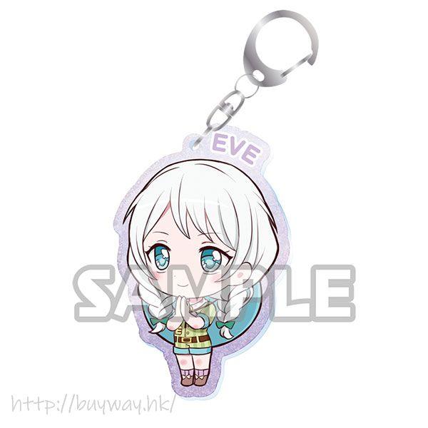 BanG Dream! 「若宮伊芙」Event Ver. 亞克力匙扣 Kiratto Acrylic Keychain Event ver. Eve Wakamiya【BanG Dream!】