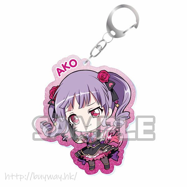 BanG Dream! 「宇田川亞子」Event Ver. 亞克力匙扣 Kiratto Acrylic Keychain Event ver. Ako Udagawa【BanG Dream!】