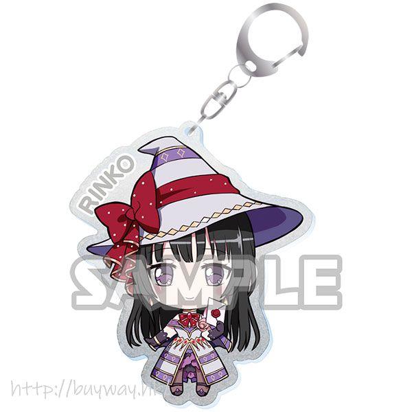 BanG Dream! 「白金燐子」Event Ver. 亞克力匙扣 Kiratto Acrylic Keychain Event ver. Rinko Shirokane【BanG Dream!】