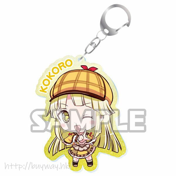 BanG Dream! 「弦卷心」Event Ver. 亞克力匙扣 Kiratto Acrylic Keychain Event ver. Kokoro Tsurumaki【BanG Dream!】