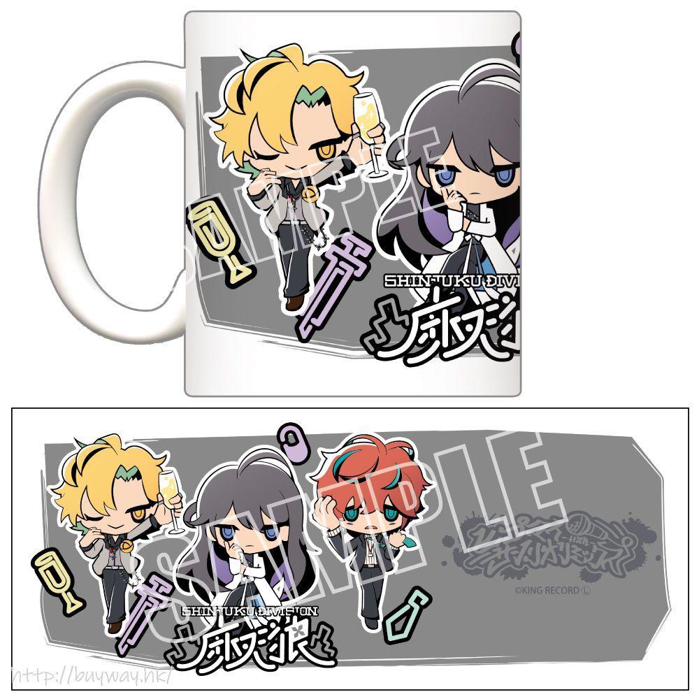 催眠麥克風 -Division Rap Battle- 「麻天狼」Hypmi Sanrio Remix 陶瓷杯 Hypmi Sanrio Remix Mug Matenrou【Hypnosismic】