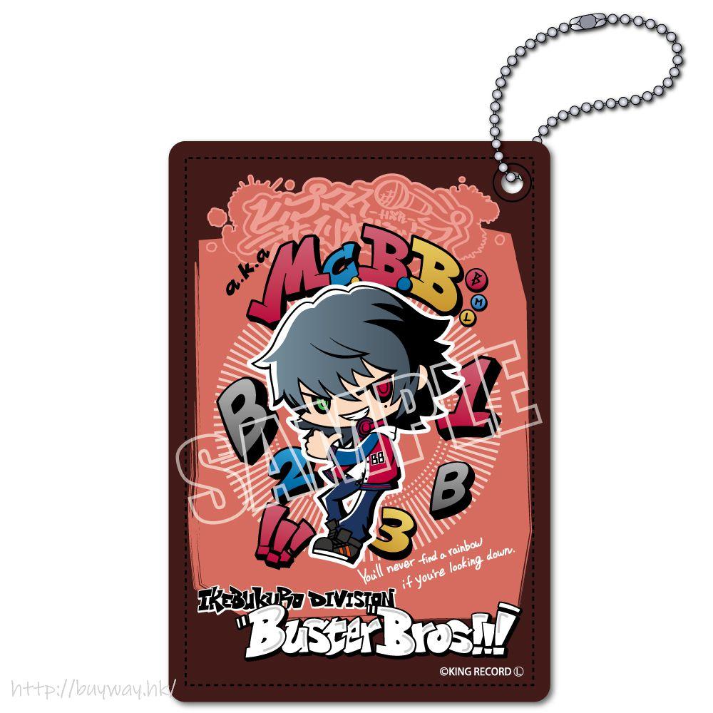催眠麥克風 -Division Rap Battle- 「山田一郎」Hypmi Sanrio Remix 皮革 證件套 Hypmi Sanrio Remix Leather Pass Case Yamada Ichiro【Hypnosismic】