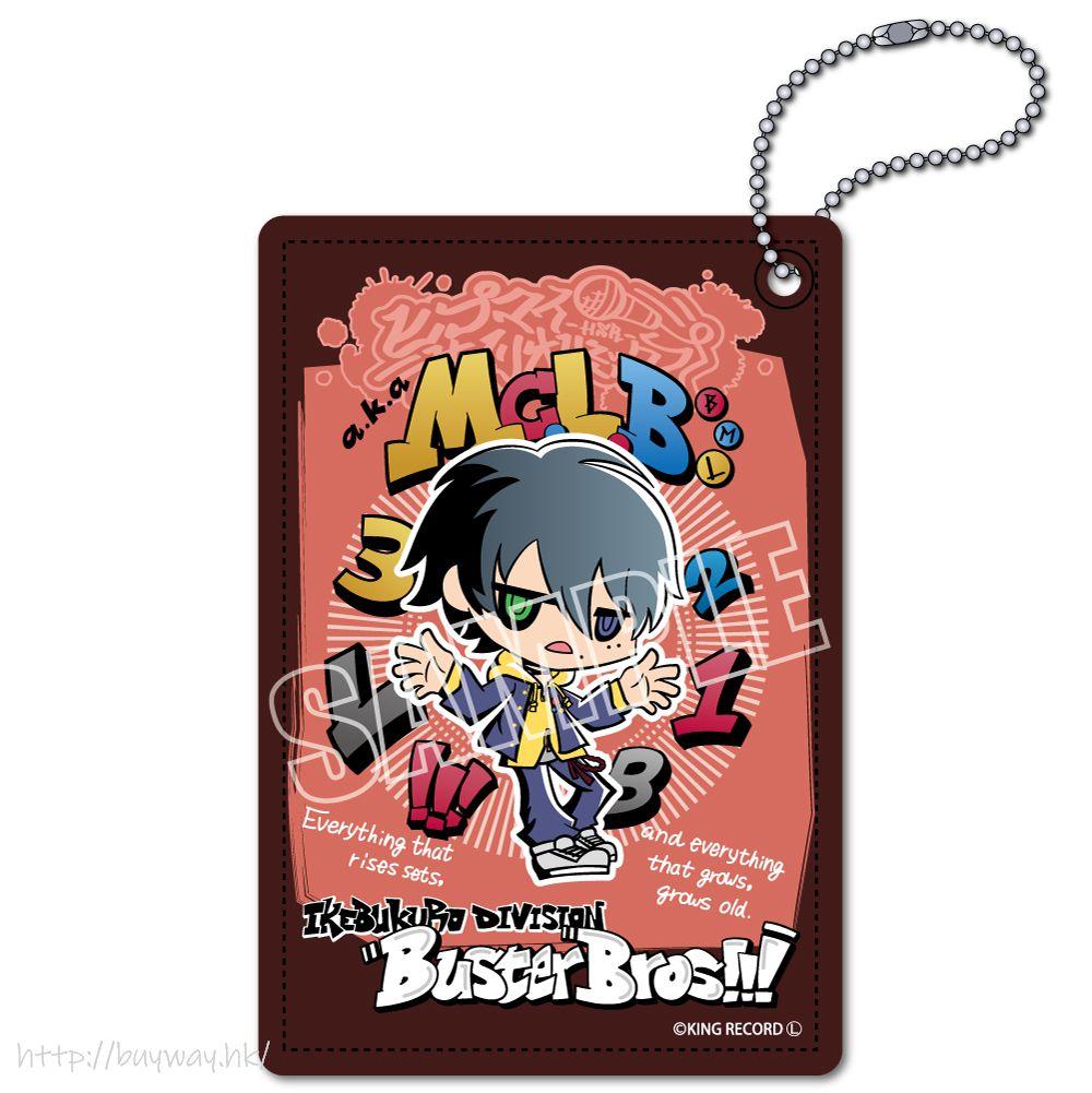 催眠麥克風 -Division Rap Battle- 「山田三郎」Hypmi Sanrio Remix 皮革 證件套 Hypmi Sanrio Remix Leather Pass Case Yamada Saburo【Hypnosismic】