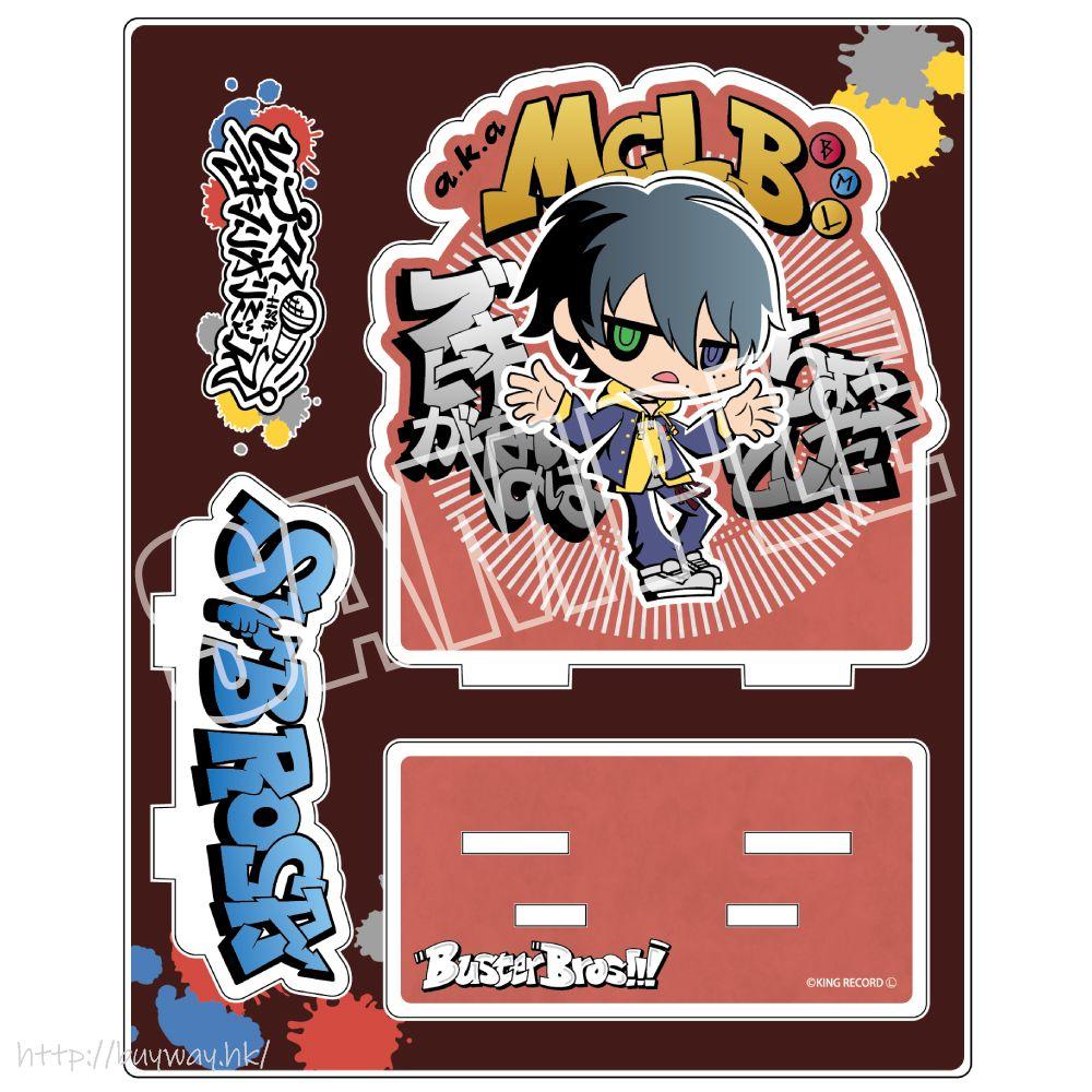 催眠麥克風 -Division Rap Battle- 「山田三郎」Hypmi Sanrio Remix 亞克力企牌 Hypmi Sanrio Remix Acrylic Stand Yamada Saburo【Hypnosismic】