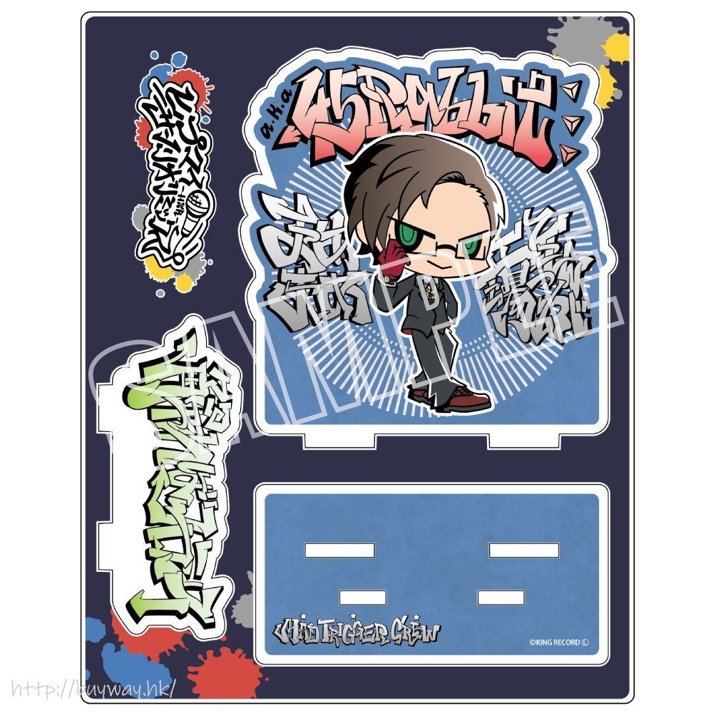 催眠麥克風 -Division Rap Battle- 「入間銃兎」Hypmi Sanrio Remix 亞克力企牌 Hypmi Sanrio Remix Acrylic Stand Iruma Jyuto【Hypnosismic】