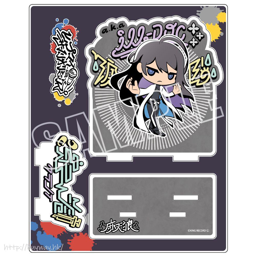 催眠麥克風 -Division Rap Battle- 「神宮寺寂雷」Hypmi Sanrio Remix 亞克力企牌 Hypmi Sanrio Remix Acrylic Stand Jinguji Jakurai【Hypnosismic】