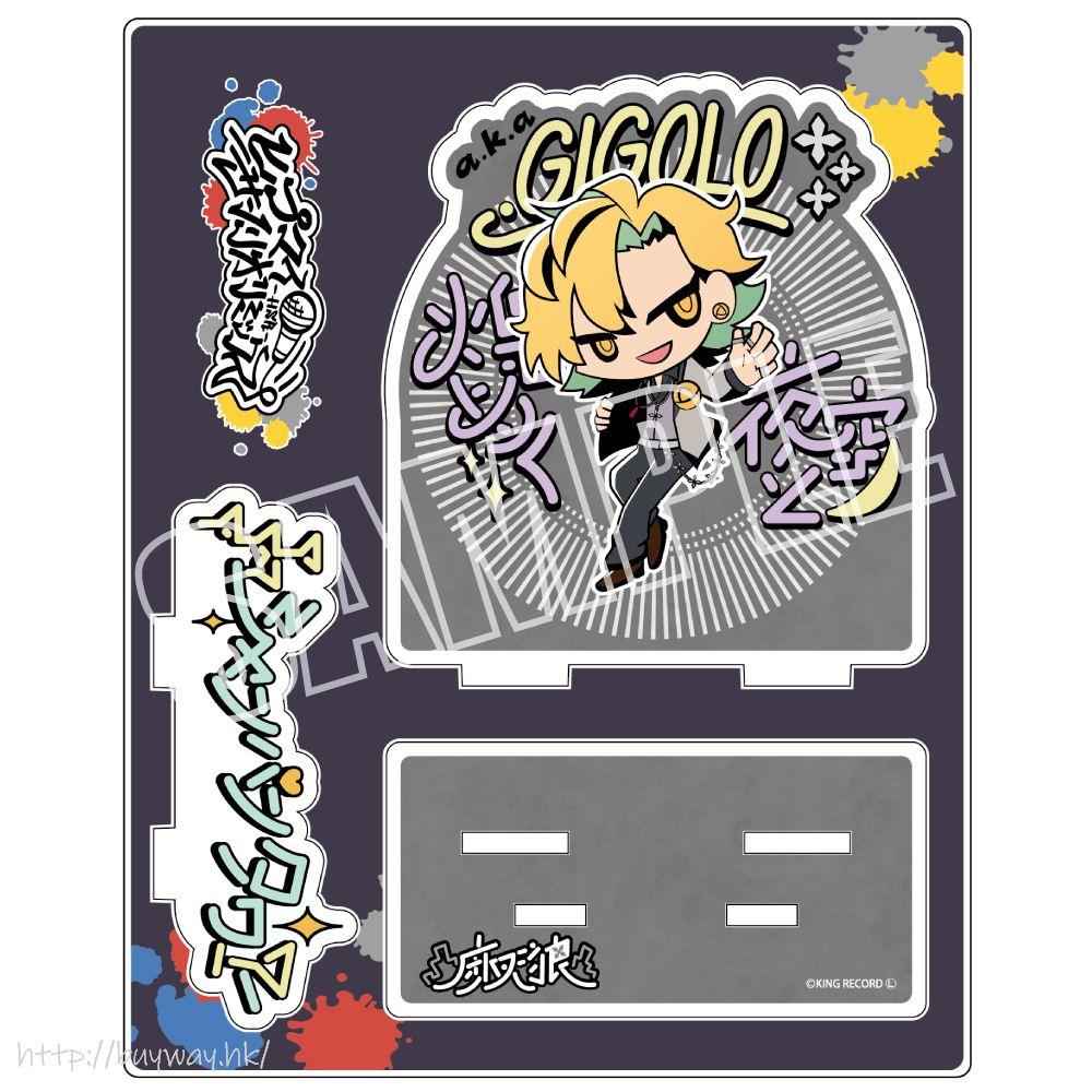 催眠麥克風 -Division Rap Battle- 「伊弉冉一二三」Hypmi Sanrio Remix 亞克力企牌 Hypmi Sanrio Remix Acrylic Stand Izanami Hifumi【Hypnosismic】