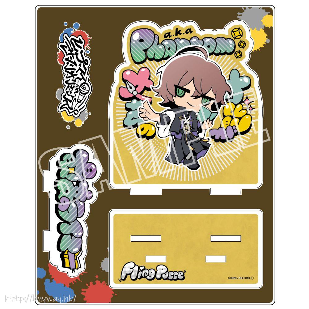 催眠麥克風 -Division Rap Battle- 「夢野幻太郎」Hypmi Sanrio Remix 亞克力企牌 Hypmi Sanrio Remix Acrylic Stand Yumeno Gentaro【Hypnosismic】