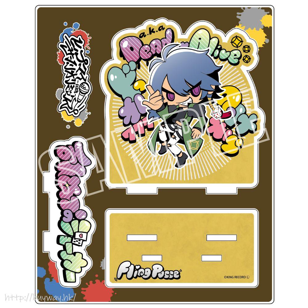 催眠麥克風 -Division Rap Battle- 「有栖川帝統」Hypmi Sanrio Remix 亞克力企牌 Hypmi Sanrio Remix Acrylic Stand Arisugawa Dice【Hypnosismic】
