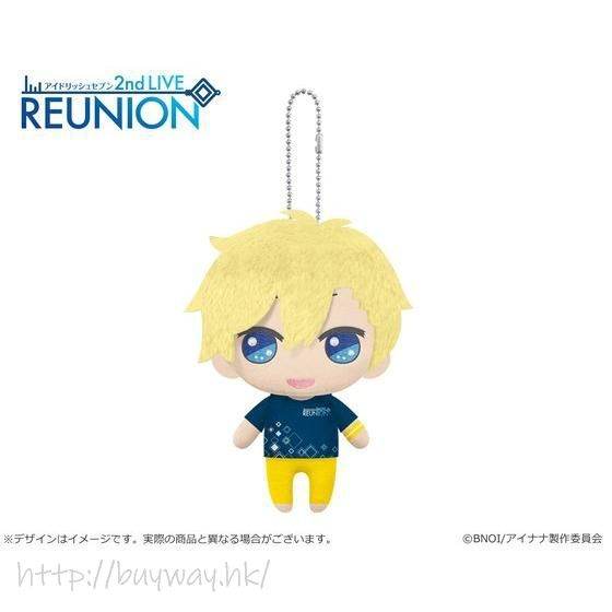 IDOLiSH7 「六弥ナギ」2nd LIVE「REUNION」公仔掛飾 2nd LIVE「REUNION」Plush Strap Rokuya Nagi【IDOLiSH7】