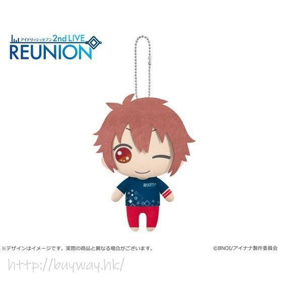IDOLiSH7 「七瀨陸」2nd LIVE「REUNION」公仔掛飾 2nd LIVE「REUNION」Plush Strap Nanase Riku【IDOLiSH7】