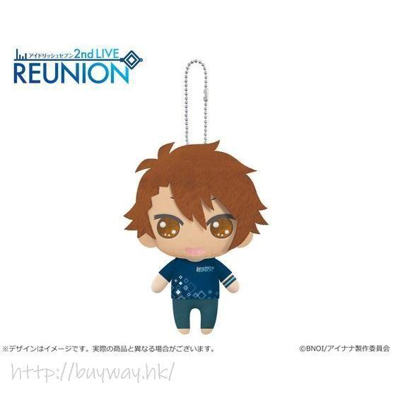 IDOLiSH7 「十龍之介」2nd LIVE「REUNION」公仔掛飾 2nd LIVE「REUNION」Plush Strap Tsunashi Ryunosuke【IDOLiSH7】