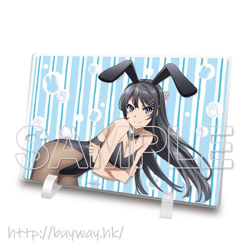 青春豬頭少年系列 「櫻島麻衣」兔女郎 亞克力企牌 Sakurajima Mai Acrylic Stand【Seishun Buta Yaro】