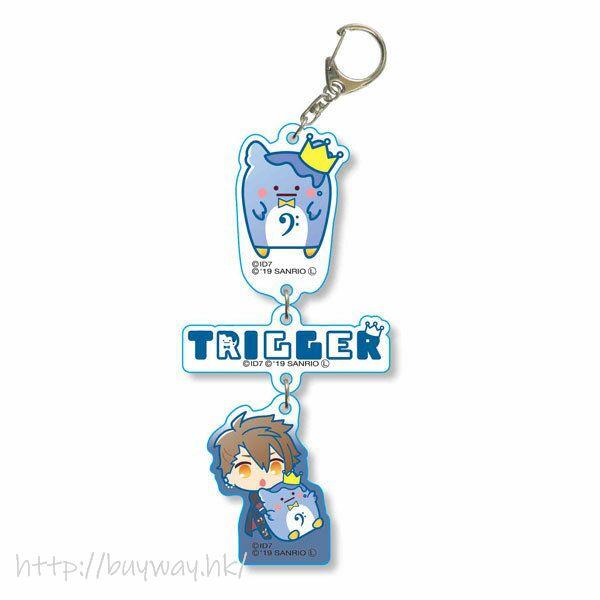 IDOLiSH7 「十龍之介」Sanrioflavor 3 連匙扣 Triple Key Chain -Sanrioflavor- Tsunashi Ryunosuke【IDOLiSH7】