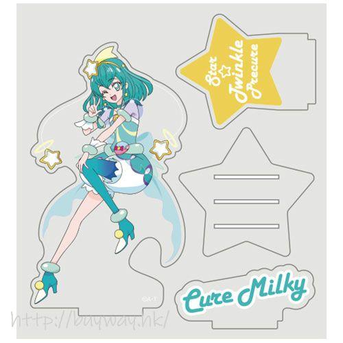 光之美少女系列 「羽衣拉拉」亞克力企牌 Star*Twinkle PreCure Cure Milky Acrylic Stand【Pretty Cure Series】