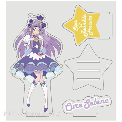 光之美少女系列 「香久矢圓香」亞克力企牌 Star*Twinkle PreCure Cure Selene Acrylic Stand【Pretty Cure Series】