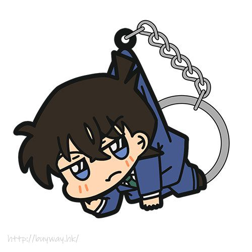 名偵探柯南 「工藤新一」吊起匙扣 Ver.2.0 Shinichi Kudo Pinched Keychain Ver.2.0【Detective Conan】
