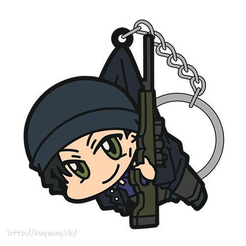 名偵探柯南 「赤井秀一」吊起匙扣 Ver.2.0 Shuichi Akai Pinched Keychain Ver.2.0【Detective Conan】