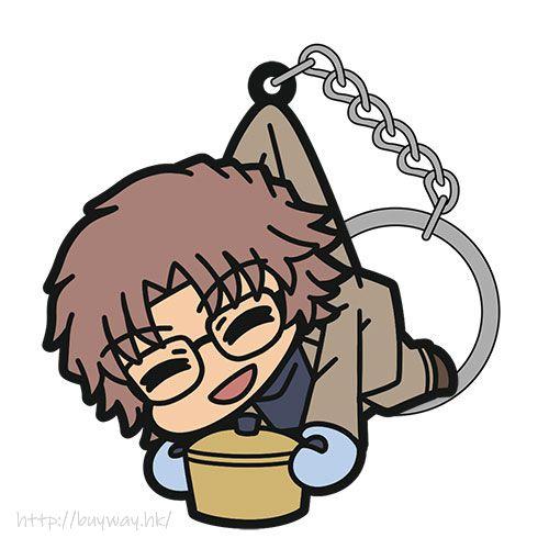 名偵探柯南 「沖矢昴」吊起匙扣 Subaru Okiya Pinched Keychain【Detective Conan】