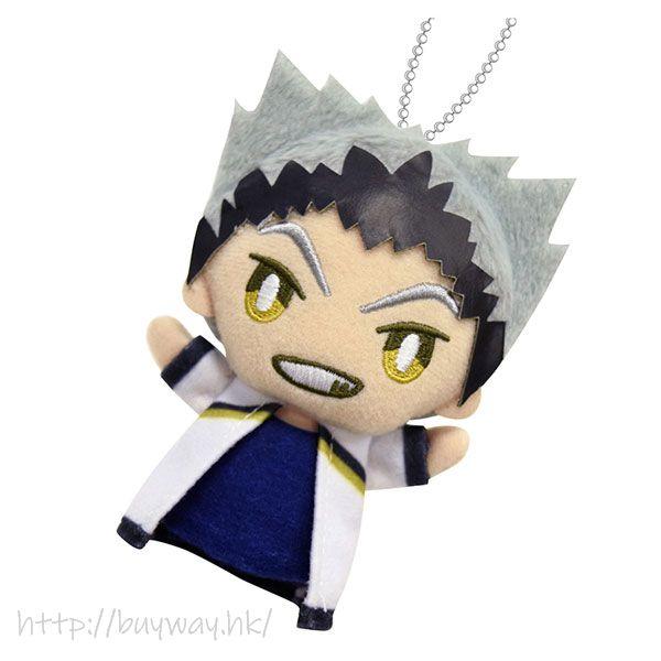 排球少年!! 「木兔光太郎」外套 Ver. 指偶公仔掛飾 Finger Puppet Series Jersey Ver. Bokuto Kotaro【Haikyu!!】