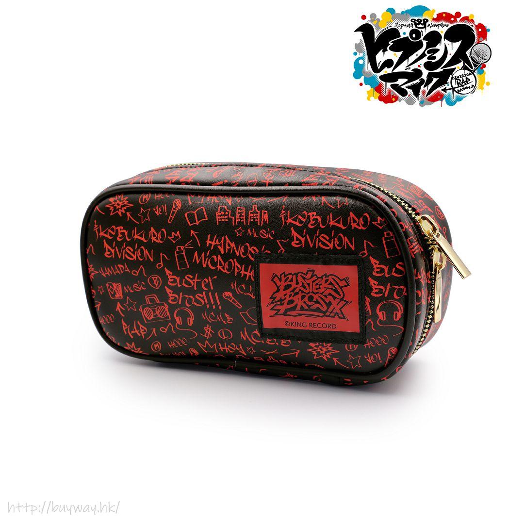 催眠麥克風 -Division Rap Battle- 「Buster Bros!!!」化妝袋 Buster Bros!!! Makeup Pouch【Hypnosismic】